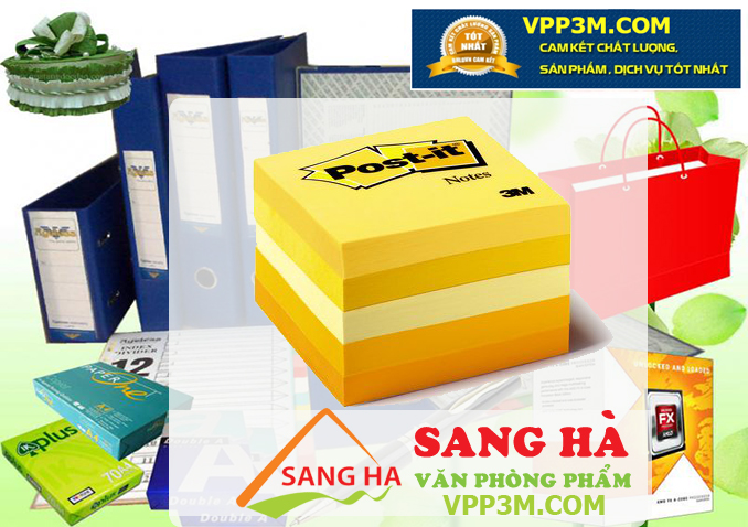 GIẤY GHI CHÚ 3M POST-IT® NOTES